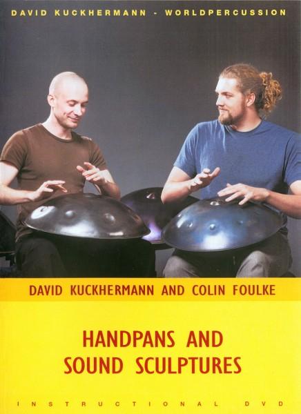 Handpans and Sound Sculptures, Kuckhermann & Foulke