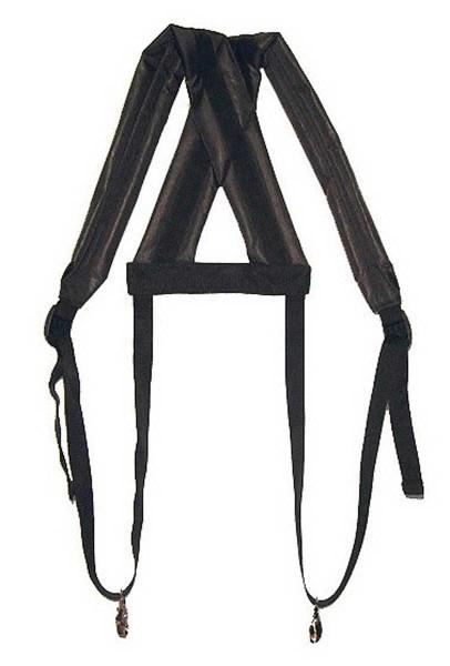 Afroton Belt, standard, crossed, 2 hooks