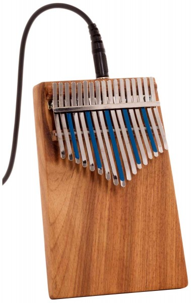 AMI - Hugh Tracey Kalimba, Treble Celeste, with pickup, 17 tones
