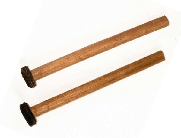 Afroton Mallets for balafon, small, pair