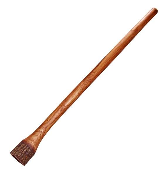 Didgeridoo, Jackfruit, natur, L ca. 130cm