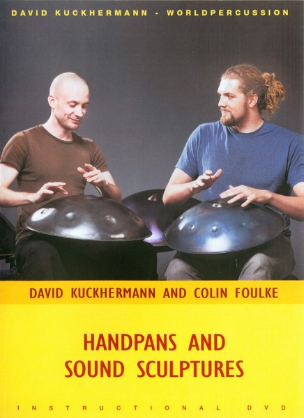 Handpans and Sound Sculptures, Kuckhermann & Foulke