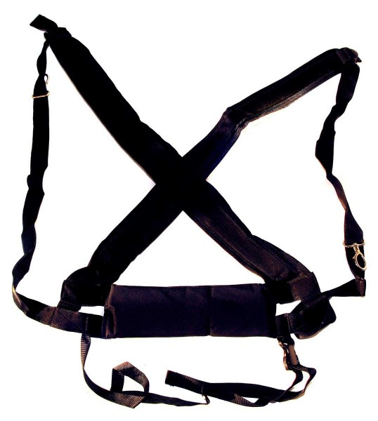 Afroton Belt, pro, padded, pro, 2 hooks