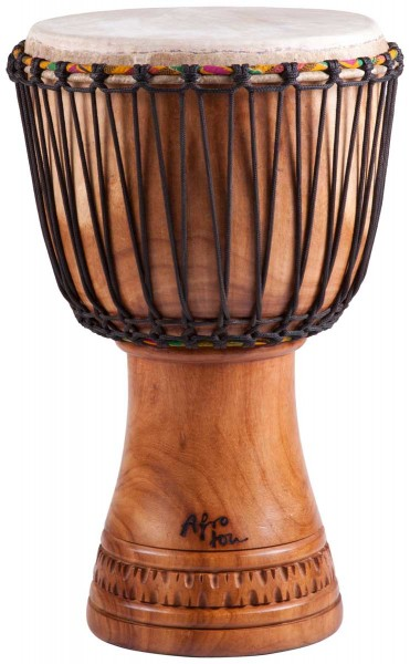 Afroton Djembe, Standard, Ø 33-35cm, H 64-65cm