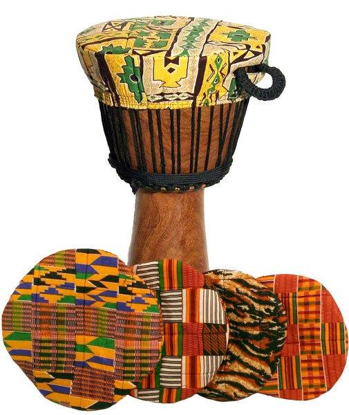 Afroton Drumtop, Ø 22cm, gepolstert