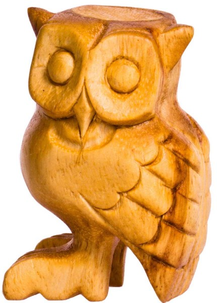 Owl flute, H 7,5cm