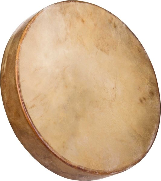 "Afroton Shaman's Drum, shaved, Ø 22"" with mallet"