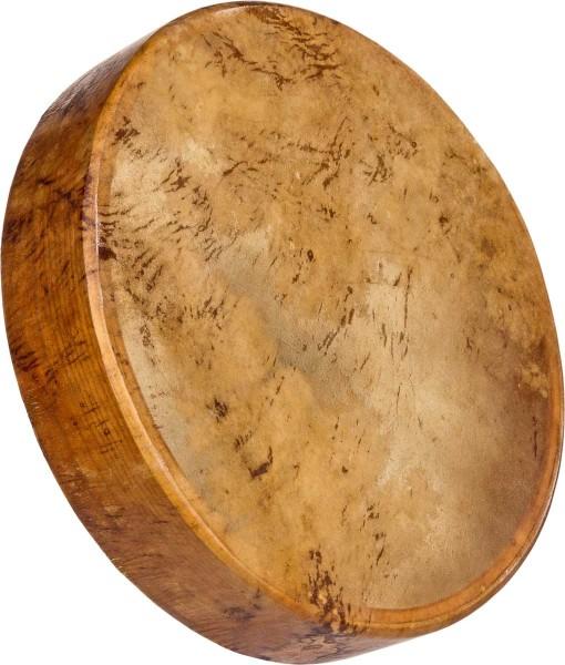 Afroton Schamanentrommel. rasiert, Ø 16, mit Schlägel