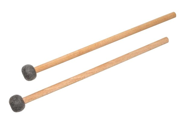 Afroton Felt-tip Mallets, pair, for Tongue-Drums