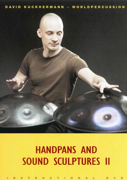 Handpans and Sound Sculptures II, David Kuckhermann