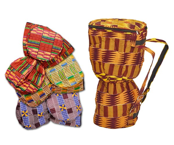 Afroton Djembebag, Ø 22cm, padded