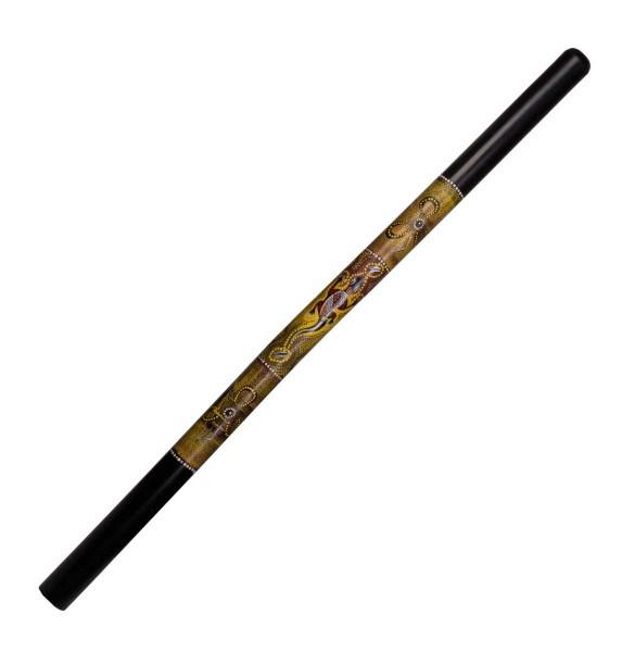 Didgeridoo, bamboo, painted