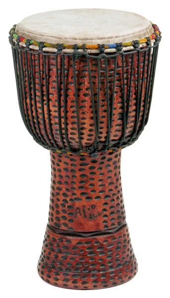 Afroton Djembe, Standard, Leopard, Ø 27-29cm, H 54-57cm