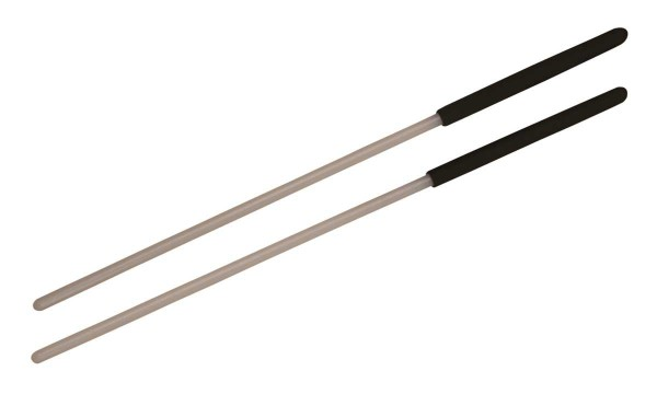 Contemporânea Mallets for repinique, polyamide, with grip. L 40cm