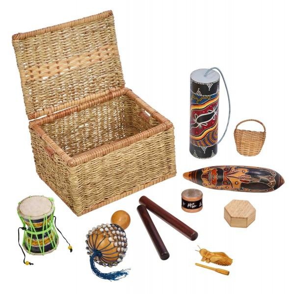 Natural Sound Basket, 9 instruments