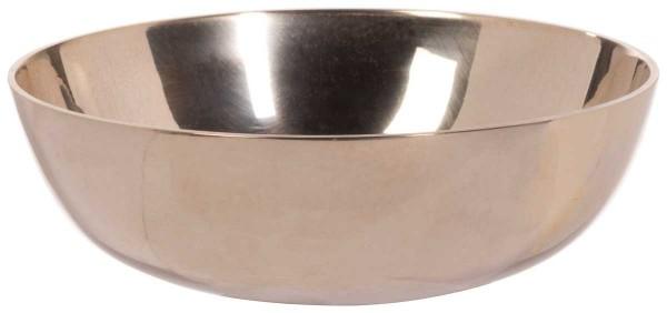 Singing bowl, cast, polished, Ø 15cm