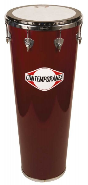 "Contemporânea Timbal, pro, red, Ø 14"", H 90cm"