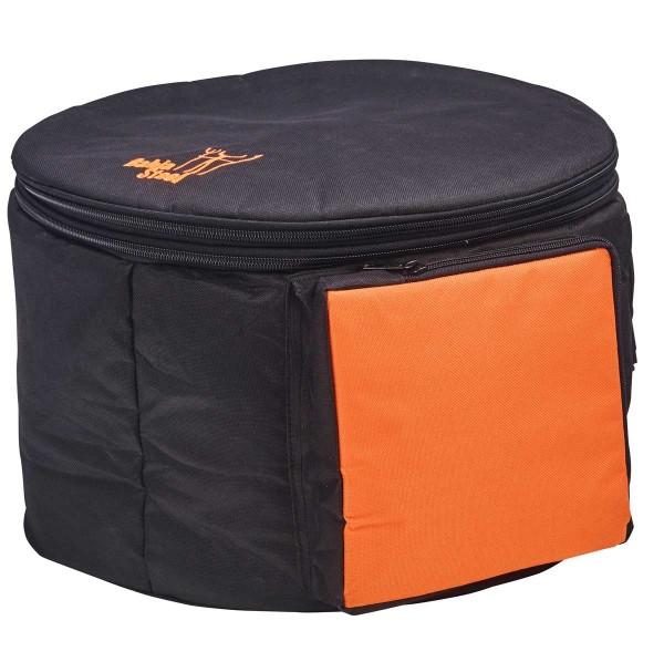 """Afroton Caixa bag, Ø 14"""", H 15cm"""