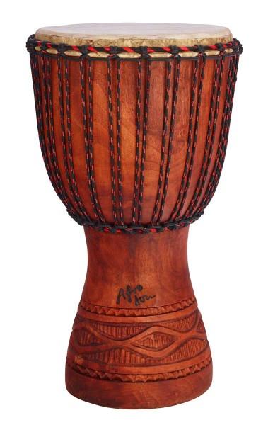 Afroton Djembe, pro, Ø 30-32cm, H 58-63cm