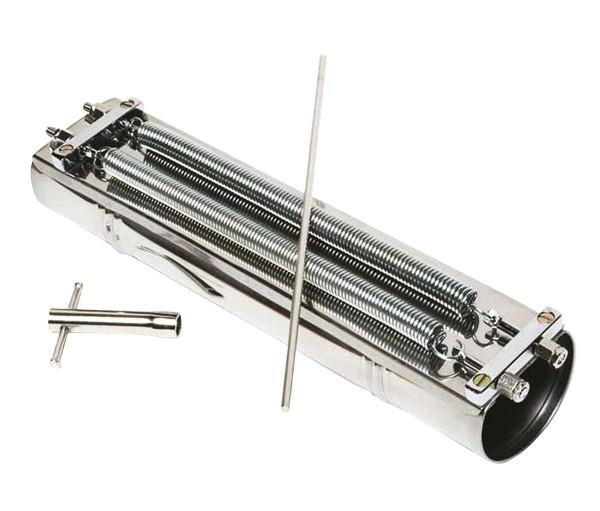 Contemporânea Reco-Reco, metal guiro, 2 springs, L 32cm