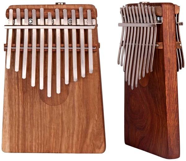 AMI - Hugh Tracey Kalimba, double, chromatic, with pickup, 26 tones