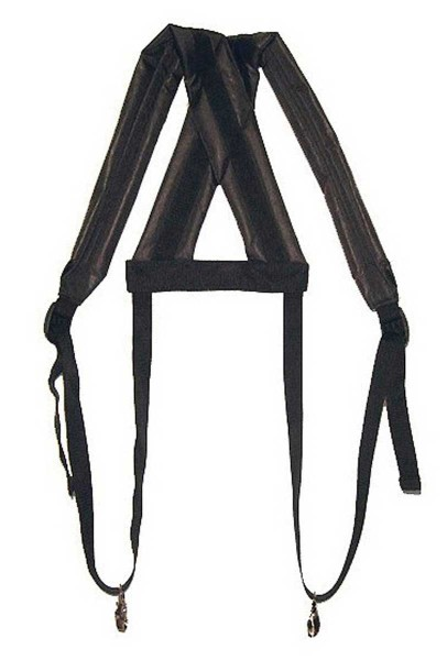 Contemporânea Belt, standard, crossed, 2 hooks