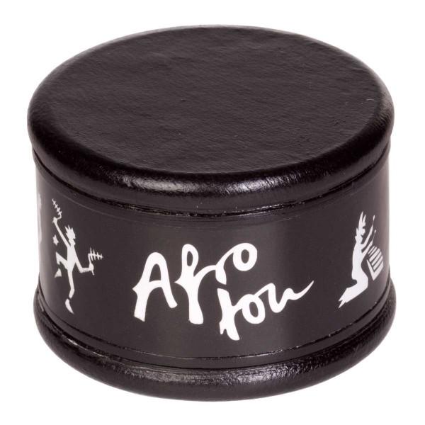 Afroton Talking Shaker, schwarz, schwarz, groß