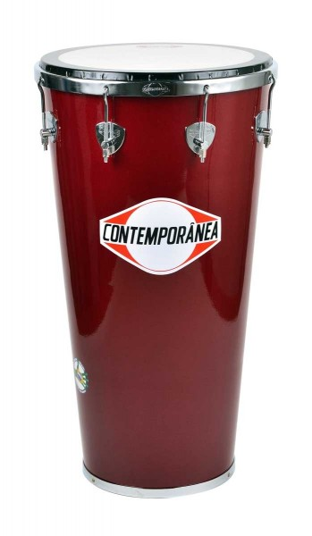 Timbal, Pro, rot, Ø 14, H 70cm