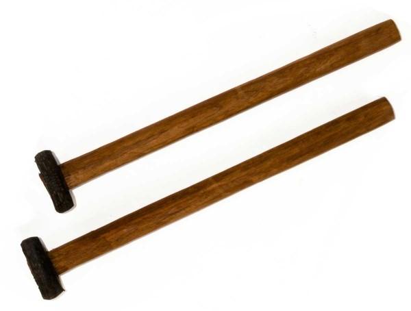 Afroton Mallets for balafon, large, pair