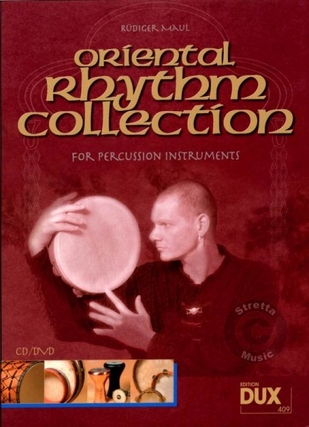 Oriental Rhythm Collection, Rüdiger Maul