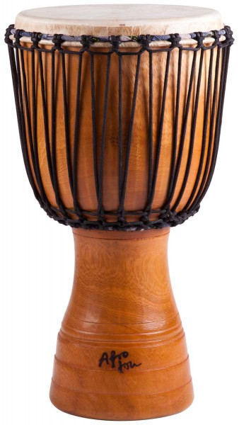 Afroton Djembe, pro, Ø 33-35cm, H 64-65cm