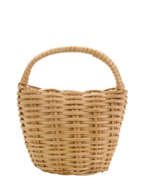 Caxixi, small, basket shape
