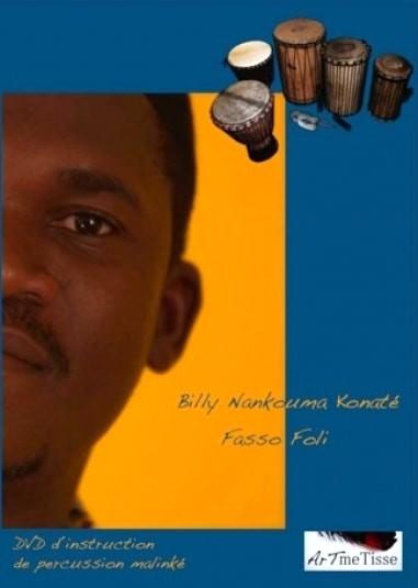 Billy Konate, Fasso Foli